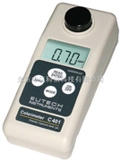 Eutech优特 C401 便携式余氯/总氯测量仪