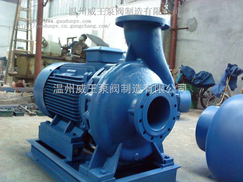 泵阀之乡单级单吸离心泵,专业生产管道泵,化工泵,多级离心泵