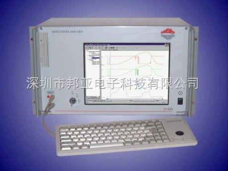 sa100-断路器机械特性测试仪