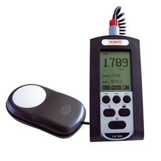 LX 200数字式照度仪