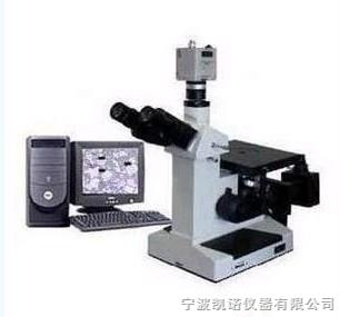 三目金相显微镜