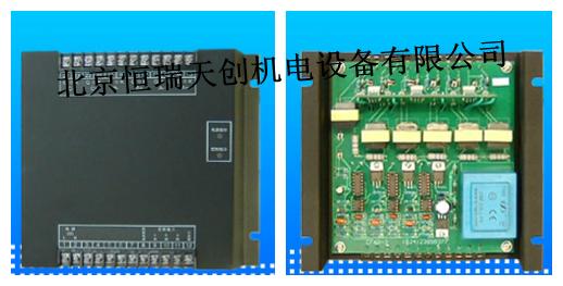 产品特点:  高可靠的可控硅电压过零触发,三相独立 控制,脉冲变压器输出,触发功率大。  有自同步功能,免去传统可控硅电路认 定同步和相序的麻烦,使用与调试方便。  一体化结构,接线简单,互换性好。  工作可靠,有非常强的抗干扰能力,适用 性强。 适用于可控硅反并联电路。 主要参数 触发输出:六路宽脉冲列触发,脉冲变压 器输出。 触发电压峰值≥6V 触发电流峰值≥800mA 输入控制信号:A、B、C三路分别独立控 制,直流控制电压输入5-24V (最小电流1mA)或继电器接点 输入等开关