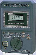 sanwa日本三和M53数显绝缘电阻表