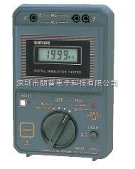 sanwa日本三和DG525绝缘电阻计