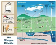 EcoTron氮沉降在線觀測系統
