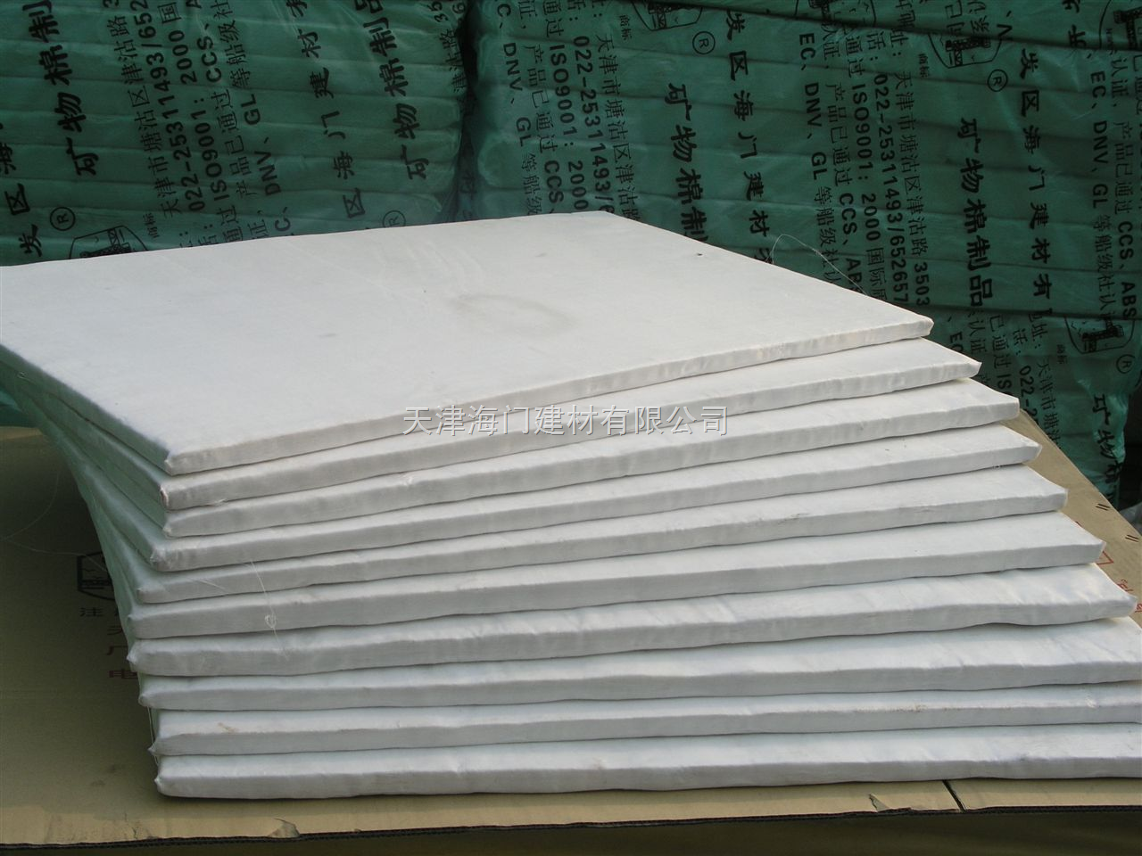 天津陶瓷纤维棉