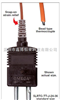 |5LRTC-TT-K-30-36|5LRTC热电偶|带OSTW插头热电偶