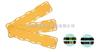 HLJ-F脊椎固定板|脊髓固定板|脊髓板|脊椎板
