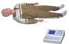 KAB/CPR500电力急救训练模型|大屏幕液晶彩显高级全自动电脑心肺复苏模拟人
