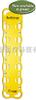 特级固定带和双向DELRIN调节扣,全长150 cm