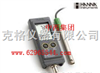 M383640哈纳-便携式pH/温度测定仪
