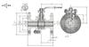 Q41Q41-硬密封法蘭浮動球閥