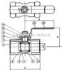 Q11Q11-一片式內螺紋球閥
