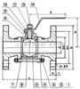 Q41Q41-三片式法蘭球閥