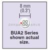 美国omega温度贴纸|BUA2系列温度贴纸|美国omega钟表状温度贴纸