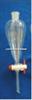 聚四氟乙烯分液漏斗125ml