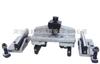混凝土抗折装置、混凝土抗折夹具、砼抗折装置