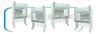 特价sw-cj-1FB单人单面垂直。水平两用净化工作台、苏净洁净台