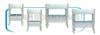 特价供应sw-cj-1F单人双面垂直净化工作台、苏净洁净台