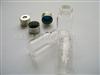 10ml螺纹口顶空瓶/10ml螺纹口顶空样品瓶