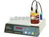 WA-1A型微库仑电量法微量水份测定仪