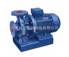 離心泵生產廠家:ISW型臥式管道離心泵
