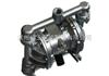 隔膜泵生产厂家QBY型不锈钢气动隔膜泵