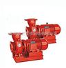 XBD-W型卧式单级管道消防泵厂