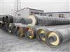 天津蒸汽直埋保温管,高温蒸汽保温管价格,钢套钢直埋保温管厂家
